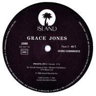 Grace Jones - Megamix / Private Life