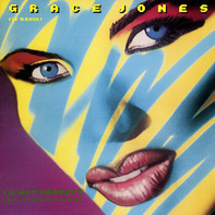 Grace Jones - I'm Not Perfect (But I'm Perfect For You)