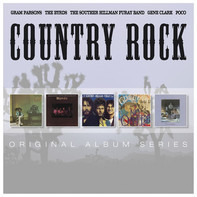 Gram Parsons , The Byrds , The Souther-Hillman-Furay Band , Gene Clark , Poco - Country Rock
