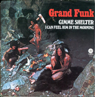 Grand Funk Railroad - Gimme Shelter