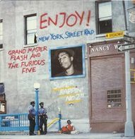 Grandmaster Flash & The Furious Five - Super Rappin' No. 2
