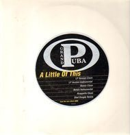 grand puba - a little of this