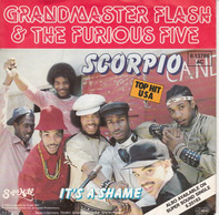 Grandmaster Flash & The Furious Five - Scorpio