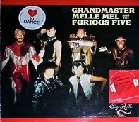 Grandmaster Melle Mel & The Furious Five - Grandmaster Melle Mel and the Furious Five