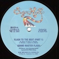 Grand Master Flash - Flash To The Beat
