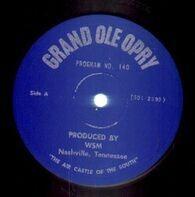 Grand Ole Opry - Grand Ole Opry Program No. 140