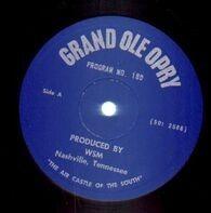 Grand Ole Opry - Grand Ole Opry Program No. 180