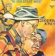 Grandpa Jones - 16 Greatest Hits