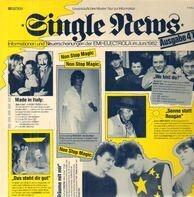 Grauzone, Rheingold, Joseph Beuys a.o. - Single News 4'82