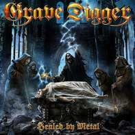 Grave Digger - Healed By Metal (1lp Black Vinyl)
