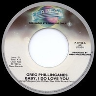 Greg Phillinganes - Baby, I Do Love You