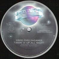 Greg Phillinganes - Takin' It Up All Night