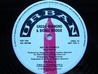 Gregg Diamond & Bionic Boogie - Hot Butterfly