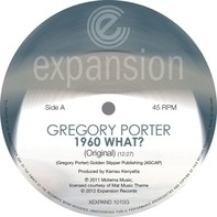 Gregory Porter - 1960 What? (2019 Reissue)