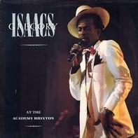 Gregory Isaacs - Live At The Academy, Brixton