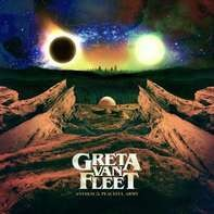 Greta Van Fleet - Anthem Of The Peaceful Army (lp)