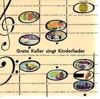 Greta Keller - Greta Keller singt Kinderlieder