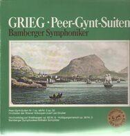 Grieg - Peer-Gynt-Suiten,, Bamberger Symph, Schüchter
