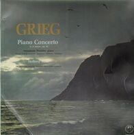 Grieg - Piano Concerto (In A Minor, Op. 16) / Holberg Suite (Pressler)