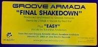 Groove Armada - Final Shakedown