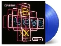 Groove Armada - Lovebox (ltdtransparent blaues Vinyl)