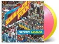 Groove Armada - Soundboy Rock (ltd pink & gelbes Vinyl)