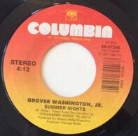 Grover Washington, Jr. - Summer Nights / Strawberry Moon