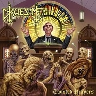 Gruesome - Twisted Prayers (black LP Single Jacket+mp3)