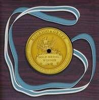 GRUFF RHYS - GOLD MEDAL..