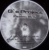 G's Project - Psalm 36.6