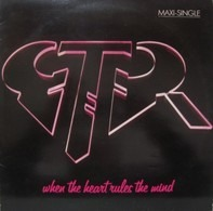 Gtr - When The Heart Rules The Mind / Reach Out