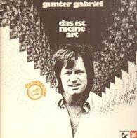 Gunter Gabriel - Das Ist Meine Art