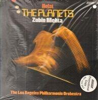 Gustav Holst - Zubin Mehta , Los Angeles Philharmonic Orchestra - The Planets