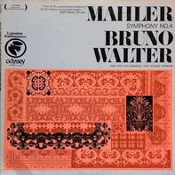 Gustav Mahler - Bruno Walter - Mahler Symphony No. 4