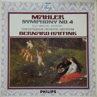 Gustav Mahler , Klaus Tennstedt , Lucia Popp , The London Philharmonic Orchestra - Symphony No. 4