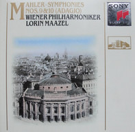 Gustav Mahler - Wiener Philharmoniker , Lorin Maazel - Symphony No. 9