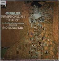 Gustav Mahler , Jascha Horenstein , The London Symphony Orchestra - Symphonie N°1: Titan