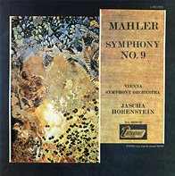 Mahler - J. Horenstein / Wiener Symphoniker - Symphony No. 9