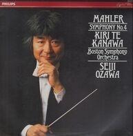 Gustav Mahler / Kiri Te Kanawa, Seiji Ozawa - Symphony No. 4