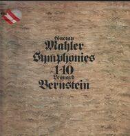 Gustav Mahler - Symphonies 1-10, Leonard Bernstein
