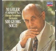 Gustav Mahler - Georg Solti , The Chicago Symphony Orchestra - Symphony No. 5
