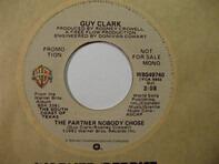 Guy Clark - The Partner Nobody Chose