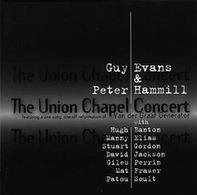 Guy Evans & Peter Hammill - The Union Chapel Concert