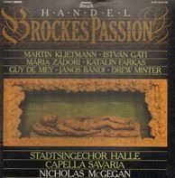 Händel - Brockes Passion (Nicholas McGegan)