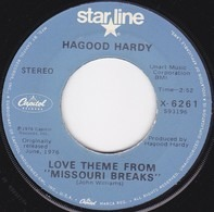 Hagood Hardy - The Homecoming / Love Theme From 'Missouri Breaks'