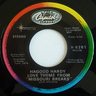 "Hagood Hardy - The Homecoming / Love Theme From ""Missouri Breaks"""