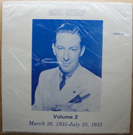 Hal Kemp - Volume 2, March 26, 1935-July 25, 1935