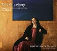 HALLENBERG,A./BIONDI,F./STAVANGER SYMPHONY ORCHESTRA - Arias For Marietta Marcolini