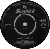 Hamilton Bohannon - Dance Your Ass Off