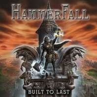 Hammerfall - Built To Last (black Vinyl)